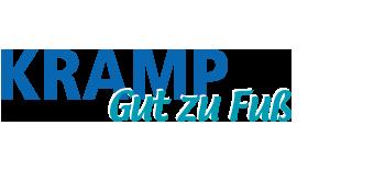Logo von Kramp Kompetenzzentrum für Orthopädie-Schuhtechnik und Bequemschuhe GmbH